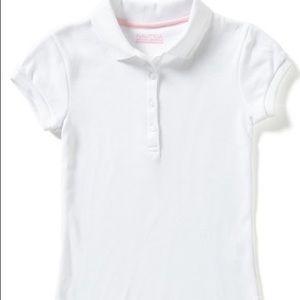 Nautical Girls Polo School Uniform Blouse